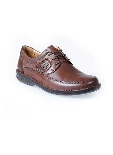Dr.Flexer 816613  HakıkıDerıErkek Comfort Ayakkabı Kahve Kahve